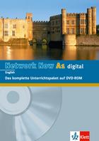 Cover Network Now A1 digital 978-3-12-605161-3 Lynda Hübner, Olivia Rainsford et. al. Englisch